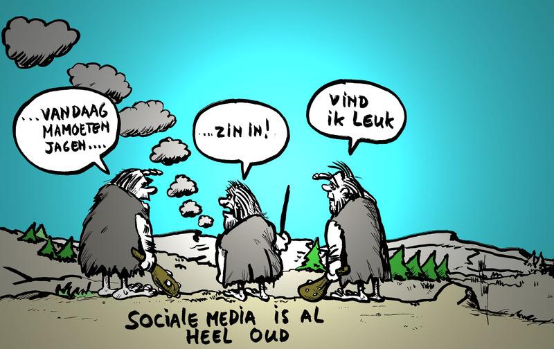 Sociale-media