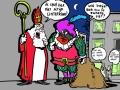 Sint en Piet kalender OR GWK Travelex