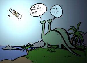 Dino conversation